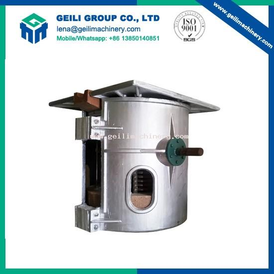 Steel Induction Melting Furnace