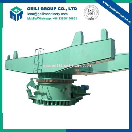 Ladle Turret for Steel Making