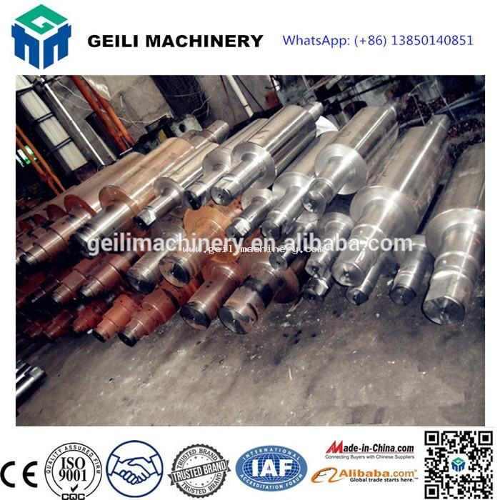 steel roller, roll forming process, rolling mills