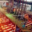 CCM for casting steel billet, smooth flow & stable