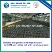 Cooling bed for rebar rolling machine complete lin