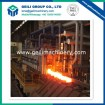 Re-heating furnace for rebar production line