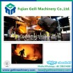 Casting ladle for CCM plant