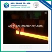 Wire rod complete production line